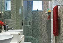 Banheiros / Imagens e ideias para banheiros