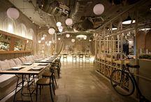 BAR&RESTAURANT interiors