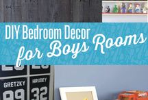 Diy for a boys room