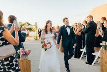 Whimsical Wedding At Adler Planetarium