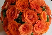 Roses in Centerpieces
