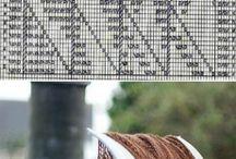 druty wzory ażurowe