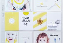 Carolina Pretorius' 'Project Grateful' layouts