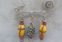 Vintage Jewerly Vintage Tribal Jewelry / by Vintage House Boutique