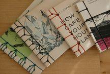 Crafts - Bookbinding / by Deborah Lee