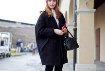 On the street / Billeder af mode på gaden