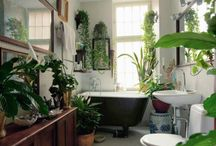 wash up / pretty, livable and ideal bathroom spaces / by Sarah Dawn
