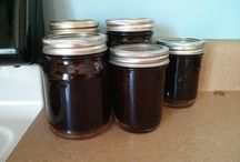 canning gooodies / by Kimberly Chesnut