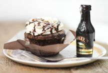 Adult alcohol desserts