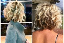 Short Thick Curly Hair Styles
