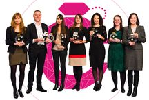#beauty20 Winners / The Awards were initiated  in Paris i 2013