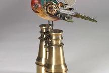 steampunk birding