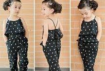 modas de niñas, Rocio