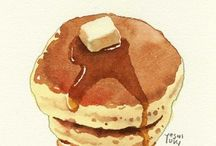 Illustrator   food