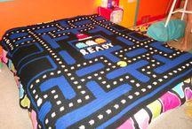 Colchas em Crochê para Meninos e Meninas / Bedspreads Crochet for Boys and Girls