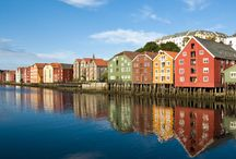 Trondheim / Norway's third largest city makes a cultured stopover before heading for the country's northern wilds. http://www.secretearth.com/destinations/252-trondheim