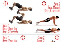 body workout in home