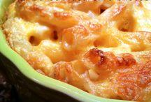 Food - Rice, Pasta & Potatoes