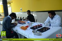 Blood Camp at UOL / Blood Camp  UOL Health Care Society has organized Blood Camp in collaboration with SKMH at The University of Lahore's Raiwind Road Campus.