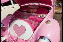 My pink world!
