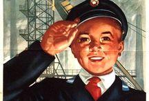 Kommunista plakátok