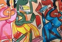 Indian Traditional & Tribal Paintings
