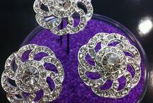 Blanche: Hair Accessories / Hand Made Bridal Hair Accessories