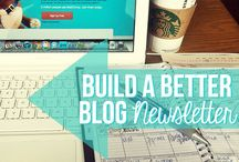 Blogging / Favourite things about blogging + lots of tips and ideas!!