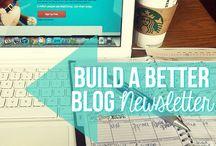 Blogging / by Danielle Mavrick