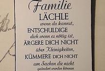 Regeln unserer Familie