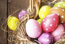 Pâques / Nos mugs de Pâques partent en vadrouille