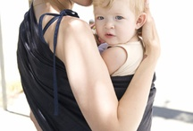 Baby wearing / by Justina Tay