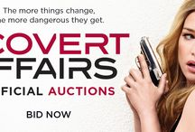 Covert Affairs Auction / by VIP Fan