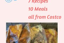 Freezer Meals | Filling My Freezer / I began freezer cooking more than 15 years ago, so I've built up a sizable recipe database and expertise.  Check out my videos & blog posts where I share some of that with you.