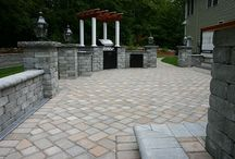 Landscape Walls / Landscape wall installations completed using beautiful and durable wall systems from Cambridge Pavingstones with Armortec. / by Cambridge Pavingstones with ArmorTec