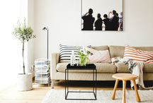 Simply Stunning / The elegance of decorating with simple elements