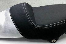 Custom Motorcycle Seats