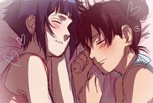 Hinata and Tenten