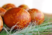 Happy Easter ! Photos by a|Liepa / Dye colored Easter eggs