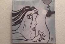 Artist NicSme - Works for Sale