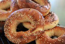 Bagels / Sourdough bagels