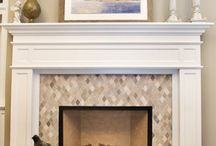 Fireplace ideas / by Maria Wagner