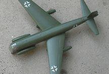 Junkers JU-287 - model