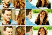 Chicago Fire/PD/Med/Justice / These shows are one of my favourite shows right now!!! Dawsey, Linstead, Manstead
