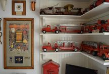Toy Tractor Room