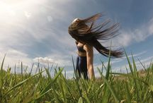 Nature Yoga / Just a free spirit vibe of natures beauty, yoga and loving life to the fullest.
