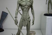 fantasy sculpt