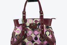 handbags, sachels, luggage, etc... / by Diana Tadlock