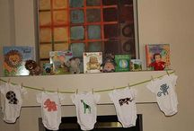 Baby Shower / Jungle theme