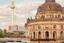 Berlin / Pins about Berlin.